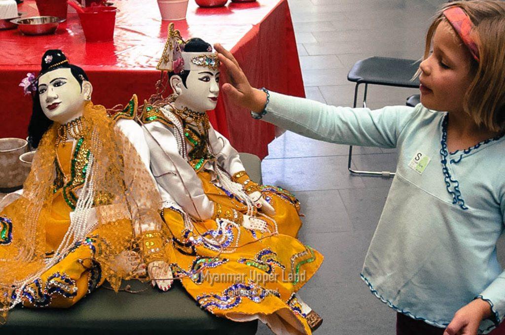 Myanmar Marionette