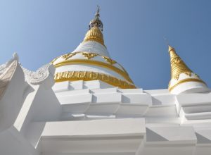 Restoration of Shwe Yat Taw Pagoda