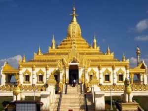 MahaAnthtookanthar pagoda