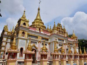 Thanboddhay pagoda 3
